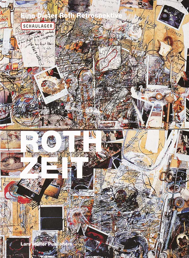 Roth Time, A Dieter Roth Retrospective