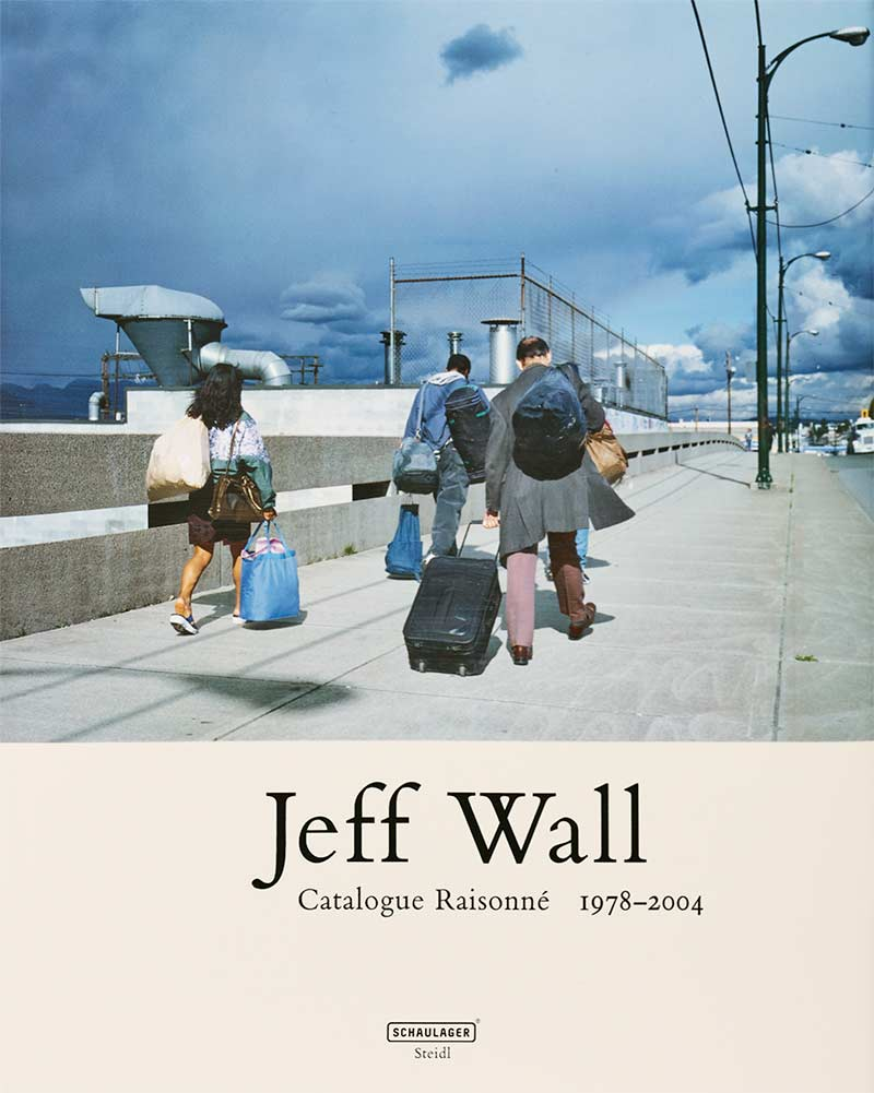 Jeff Wall, Catalogue Raisonné 1978–2004