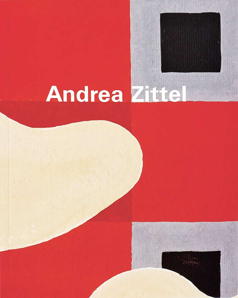 Andrea Zittel, Gouaches and Illustrations