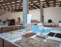 Herzog & de Meuron. No. 250. Eine Ausstellung, 08. Mai – 26. September 2004, Schaulager® Münchenstein/Basel, Ausstellungsansicht, Foto: A. Burger, Zürich