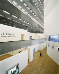 "Schaulager® Münchenstein/Basel, View of an exhibition room: ""Jeff Wall. Photographs 1978 - 2004"", 2005, photo: Tom Bisig, Basel"